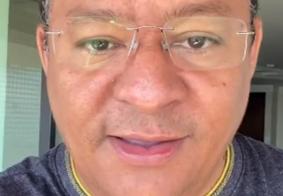 Nilvan Ferreira classifica corrupção como 'mazela do século' e faz críticas a prefeitura de João Pessoa