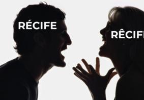 """""""RÊcife ou RÉcife?"""": briga de sotaques divide opiniões de internautas"""