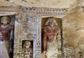 Túmulo com mais de 4 mil anos é descoberto no Egito