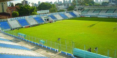 Estádio da Curuzu, em Belém