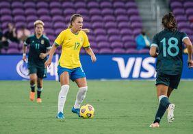 Brasil vence Argentina por 3 a 1 em amisto na Paraíba