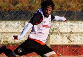 Antes de estrear, Bruno Menezes deixa clube no PI para jogar no Botafogo-PB