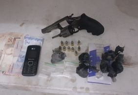 Polícia da Paraíba prende homem que escondia arma dentro do filtro de ar do carro