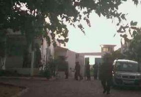 Três continuam foragidos do Lar do Garoto e PM diz que muro baixo facilitou fuga