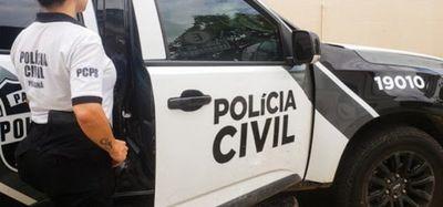 Operação prende, na Paraíba, traficante que tentou matar policiais do RJ