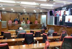O projeto indicativo foi aprovado por unanimidade pelos parlamentares