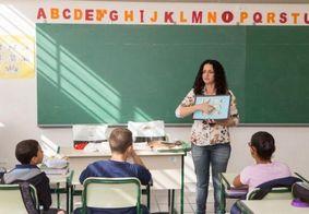 Pesquisa foi realizada com mais de 1,1 mil educadores de todo o país.