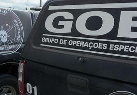 GOE é acionado para ajudar nas investigações de chacina em Catolé do Rocha
