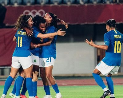 Brasil empatou por 3 a 3 com a Holanda