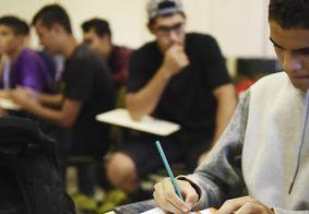 Para participar, estudante não pode ter tirado zero na redação.