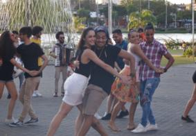 Vídeo: flash mob de forró homenageia Luiz Gonzaga, o Rei do Baião