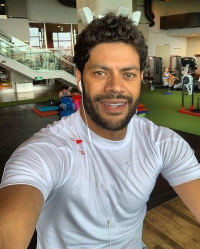 Hulk Paraíba fala sobre suposta gravidez de namorada; veja