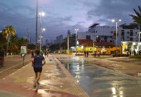 Largo de Tambaú em João Pessoa, na Paraíba.