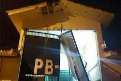 Criminoso participou da fuga do PB-1