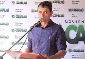 Prefeito de Camalaú é afastado do cargo em operação policial