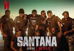 """Santana – Desperdício de ideias e """"defeitos especiais"""""""
