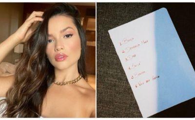 Juliette divulga Tracklist do seu primeiro EP e fãs reagem; veja