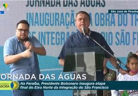 """""""Tem gente que quer que esses ladrões voltem a comandar o Brasil"""", disse Bolsonaro"""