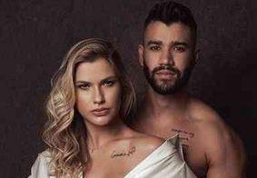 Gusttavo Lima e Andressa Suita fazem viagem para tentar reconciliação, diz Leo Dias
