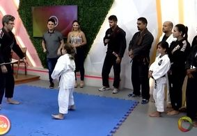 Vídeo: Conheça alguns golpes do jiu jitsu