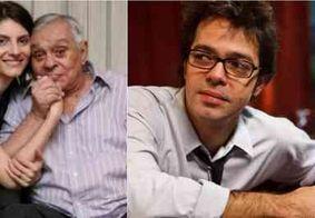 Viúva de Chico Anysio diz que Bruno Mazzeo impede que irmão receba herança