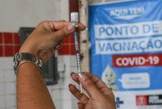 João Pessoa não terá vacinação contra a Covid-19 neste domingo (24)