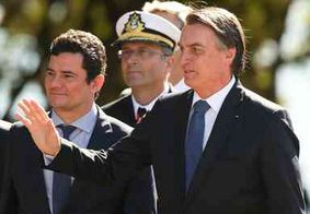 Jair Bolsonaro registra candidatura no TSE