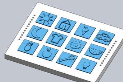 Pesquisadores criam jogo de tabuleiro para crianças aprenderem braile