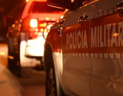Suspeito de estuprar e espancar a própria mãe é preso pela polícia, na PB