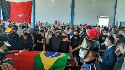 Corpo de Zé Maranhão será velado Palácio da Redenção