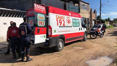 Equipes do Samu estiveram no local