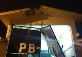 Foragido do PB1 é recapturado em blitz no Sertão da Paraíba