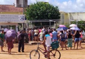 [Imagens] Rebelião é registrada em presídio de Santa Rita
