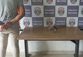 Agente penitenciário do Ceará é detido após tentativa de fraude em concurso na Paraíba
