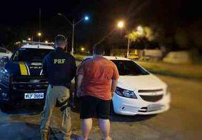 Polícia da Bahia captura detento da PB que saiu para ir a motel e não voltou para cadeia