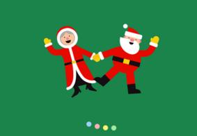Google celebra Natal com Doodle