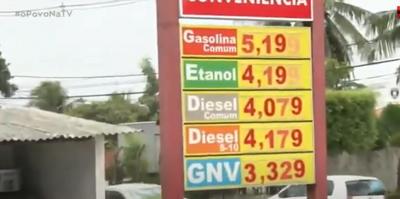 Paraibanos demonstram preocupação com novo aumento no preço dos combustíveis