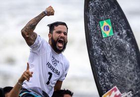 Italo Ferreira conquista o primeiro ouro do Brasil nos Jogos de Tóquio