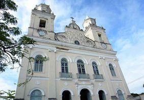 Catedral Basílica de Nossa Senhora das Neves, em João Pessoa
