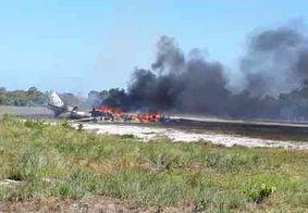 Ex-piloto da Stock Car estava em avião que caiu na Bahia e deixou vítima fatal
