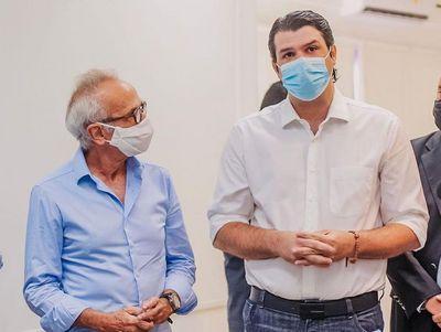 Leo Bezerra assume prefeitura de João Pessoa