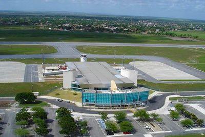 Leilão de aeroportos paraibanos é marcado para março