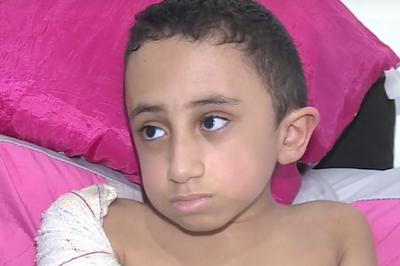 Vídeo: criança com 'ossos de vidro' precisa de ajuda para continuar tratamento