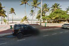 Morador de rua é morto com golpes de garrafa após discussão na orla de João Pessoa
