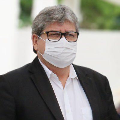 João Azevêdo, governador da Paraíba