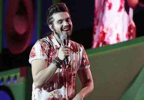 AO VIVO: Luan Santana faz show cheio de romantismo para curtir em casa