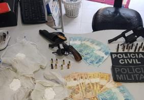 Presos cabo e sargento suspeitos de integrar grupo que planejava matar delegado e oficiais na PB