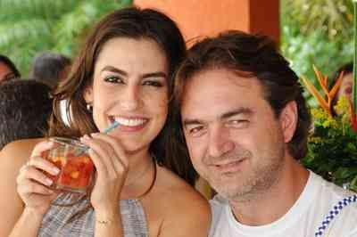 Ticiana Villas Boas, esposa de Joesley Batista, está grávida de novo