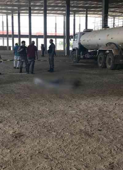 Corpo de trabalhador soterrado em obra será sepultado nesta quarta (9)