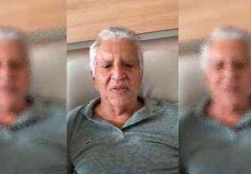 Carlos Alberto de Nóbrega descobre infecção na próstata após internação